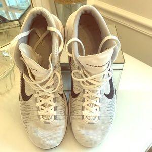 Nike zoom Ascention men's size 10 white 832234-100